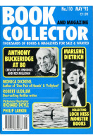 Book and Magazine Collector : No 110 May 1993