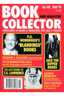 Book and Magazine Collector : No 108 March 1993