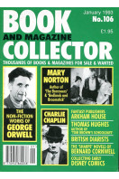 Book and Magazine Collector : No 106 January 1993