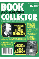 Book and Magazine Collector : No 103 October 1992
