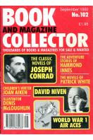Book and Magazine Collector : No 102 September 1992