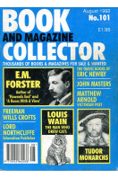 Book and Magazine Collector : No 101 August 1992