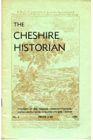 The Cheshire Historian No 6 - 1956