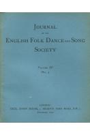 Journal of the English Folk Dance & Song Society : Vol IV No 3 - Dec 1942