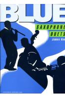 Blue Saxophone Duets (plus extra copy of Part 2)