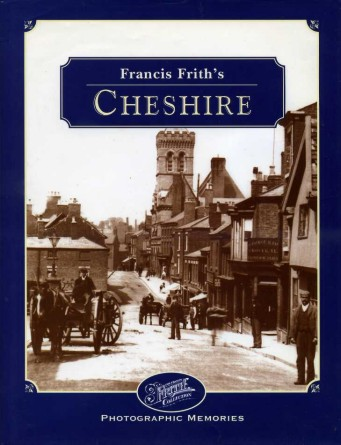 HARDY, CLIVE - Francis Frith's Cheshire