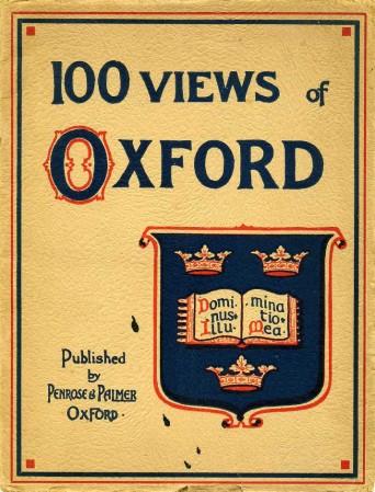NO AUTHOR - 100 Views of Oxford