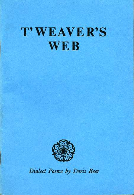 BEER, DORIS - T'Weaver's Web (Signed By Author)