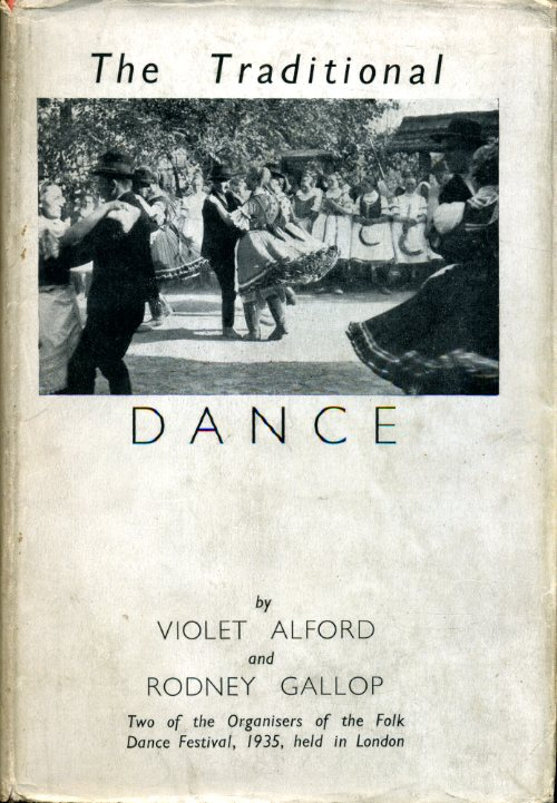 ALFORD, VIOLET AND GALLOP, RODNEY - The Traditional Dance