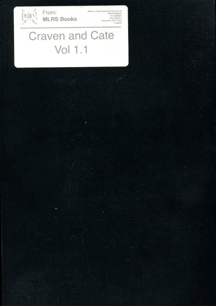 WESLY FRANK CRAVEN AND JAMES LEA CATE (EDITORS) - The Army Air Forces in World War II; Vol 1 Plans and Early Operations January 1939 to August 1942 (Craven and Cate)