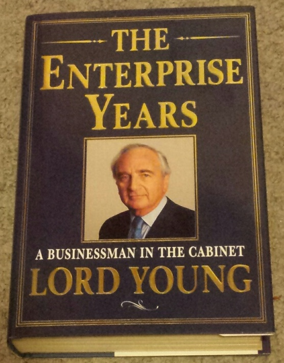 DAVID IVOR YOUNG - Enterprise Years: A Businessman in the Cabinet