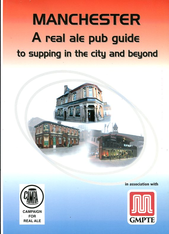 STEVE SMITH - Manchester Real Ale Pub Guide